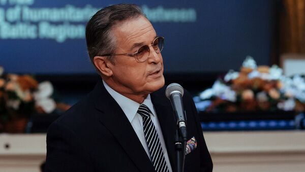 Актер Иварс Калныньш - Sputnik Латвия