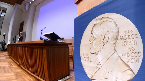 Нобелевская премия - Sputnik Latvija