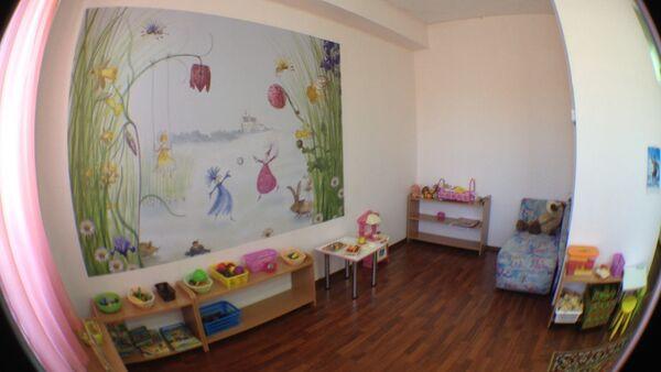 Первый в России детский сад для взрослых - Sputnik Латвия