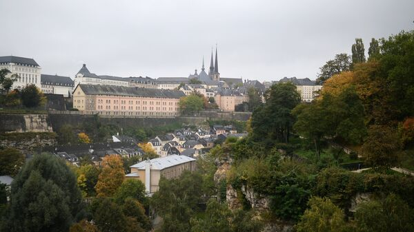 Города мира. Люксембург - Sputnik Латвия