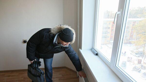 Вручение ключей от новых квартир молодым ученым - Sputnik Latvija