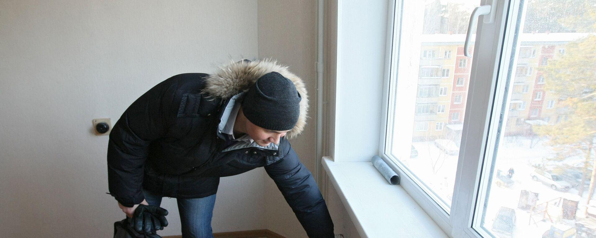 Вручение ключей от новых квартир молодым ученым - Sputnik Latvija, 1920, 25.11.2020