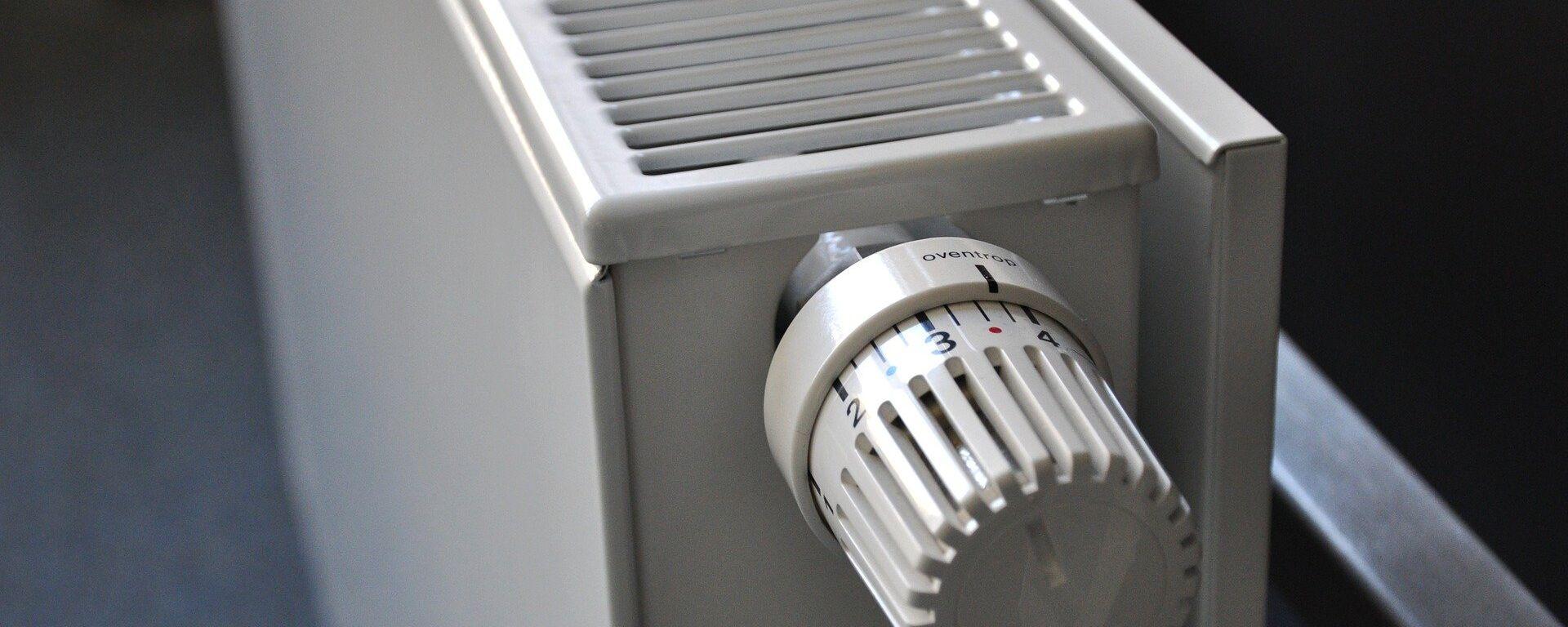 Радиатор отопления - Sputnik Латвия, 1920, 07.10.2021