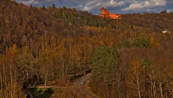 Сигулда, Турайдский замок - Sputnik Латвия