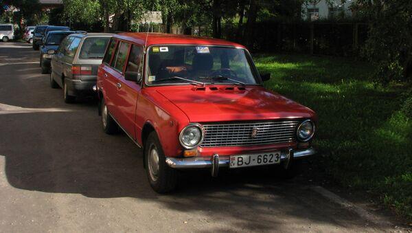 Автомобиль ВАЗ - Sputnik Latvija