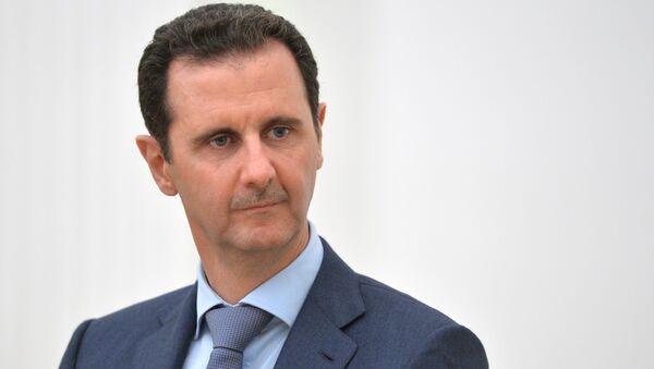 Sīrijas prezidents Bašars Asads - Sputnik Latvija