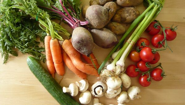 Овощи - Sputnik Latvija