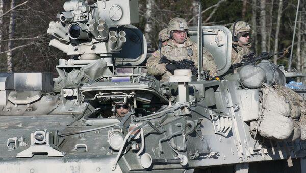 NATO karavīri. Foto no arhīva - Sputnik Latvija
