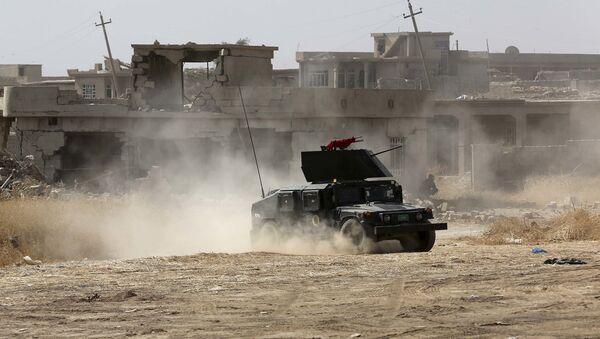Koalīcijas operāciju Mosulā Krievijas ĀM uzskata par slaktiņu - Sputnik Latvija