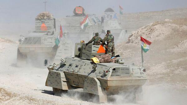 Irākas armija iegājusi Mosulā - Sputnik Latvija