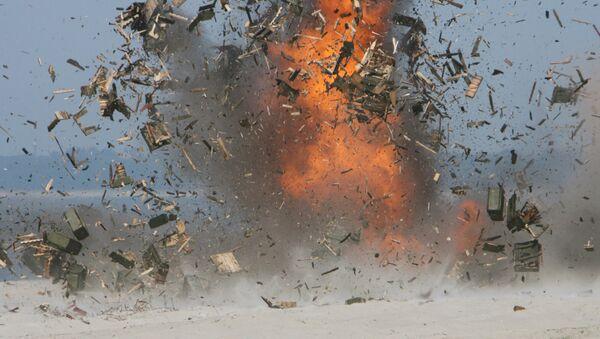 Взрыв - Sputnik Латвия