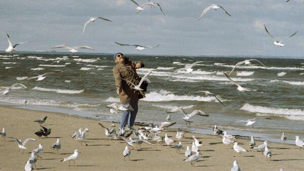 Пляж - Sputnik Latvija