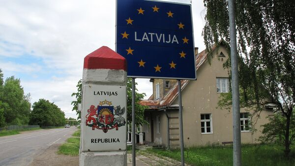 Граница Латвийской республики - Sputnik Латвия