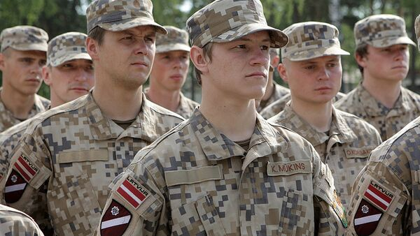 Латвийская армия - Sputnik Latvija