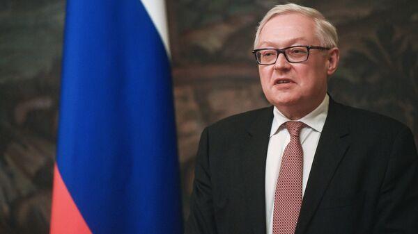 Заместитель министра иностранных дел РФ Сергей Рябков - Sputnik Latvija