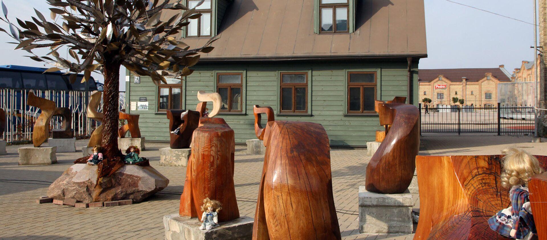 Траурные мероприятия в память о малолетних жертвах холокоста в музее Рижского гетто - Sputnik Латвия, 1920, 15.10.2020