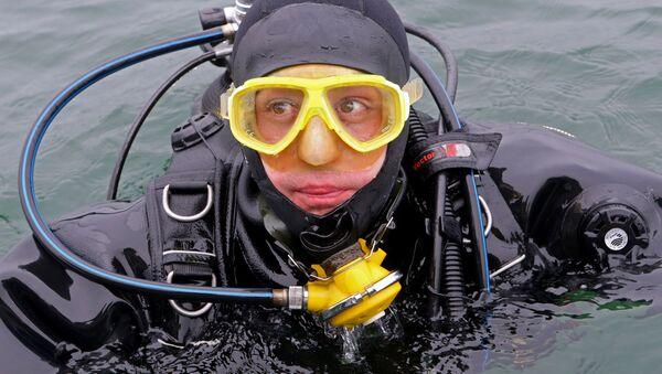 Ūdenslīdēji. Foto no arhīva - Sputnik Latvija
