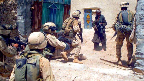 Операция Несокрушимая свобода в Афганистане - Sputnik Latvija