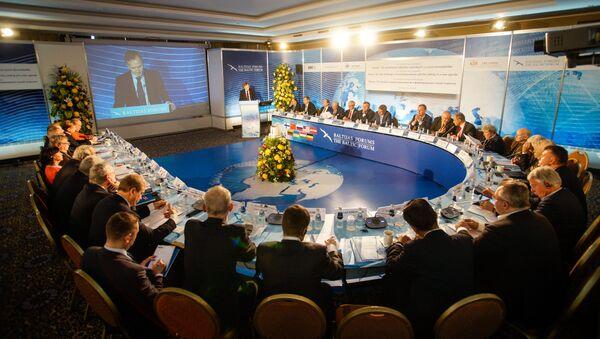 Балтийский форум - Sputnik Латвия