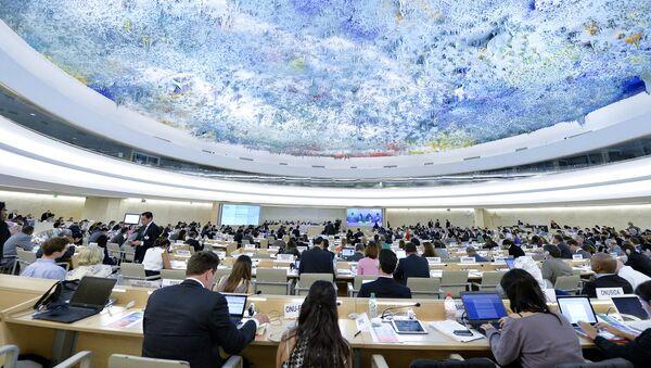 Cilvēktiesību padomes. Foto no arhīva - Sputnik Latvija