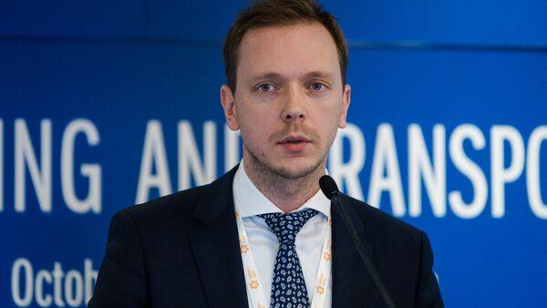 Сергей Агибалов заведующий сектором экономического департамента, Институт энергетики и финансов РФ - Sputnik Латвия