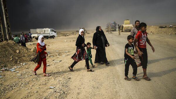 Ситуация в Ираке, Мосул - Sputnik Латвия