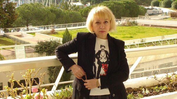 Элла Таранова - Sputnik Латвия