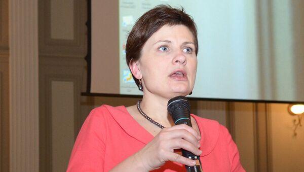 Экс-министр благосостояния Латвии Илзе Винькеле - Sputnik Latvija