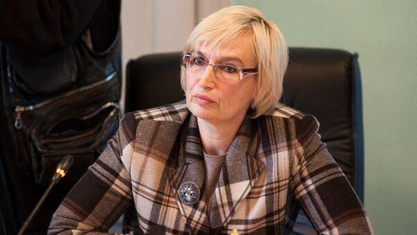 Экс-министр здравоохранения Латвии Ингрида Цирцене - Sputnik Латвия