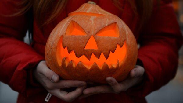 Празднование Хэллоуина  - Sputnik Latvija