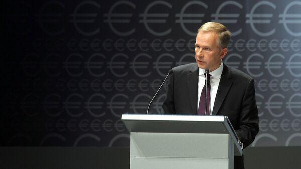 Глава центрального банка Латвии Илмар Римшевич - Sputnik Latvija