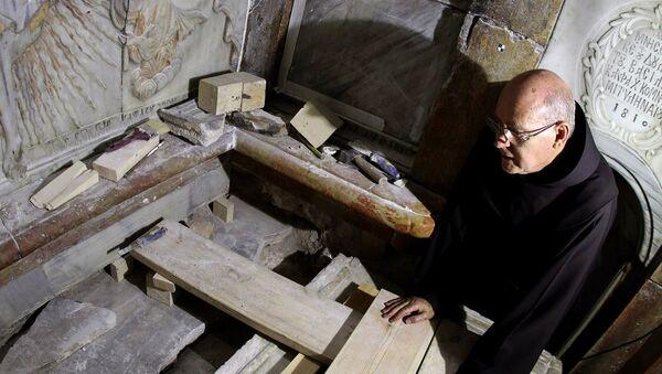 Гробница Иисуса в Иерусалиме - Sputnik Латвия