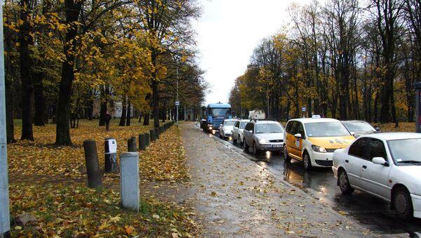 Большое кладбище Риги - Sputnik Латвия