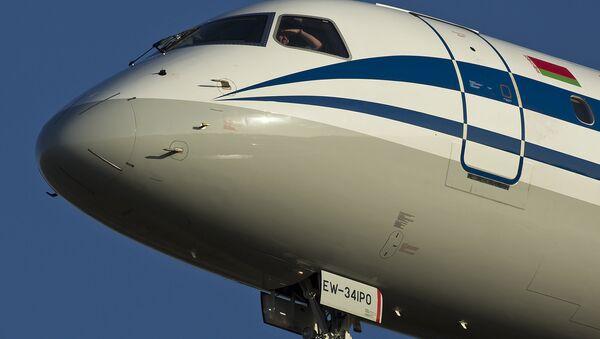 Самолет Белавиа - Sputnik Латвия