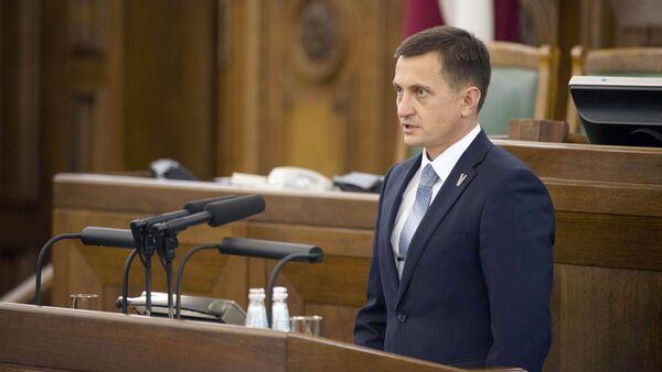 Депутат Армандс Краузе - Sputnik Латвия