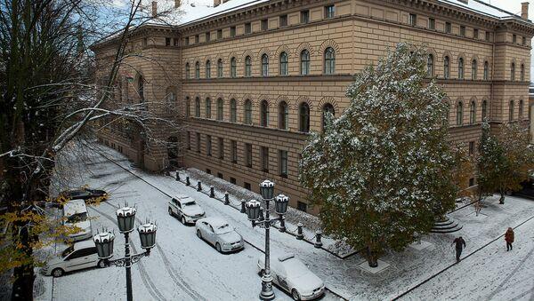 Saeimas ēka. Foto no arhīva - Sputnik Latvija