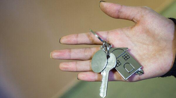 Dzīvokļa atslēgas. Foto no arhīva - Sputnik Latvija