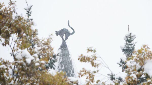 Рига под снегом - Sputnik Латвия