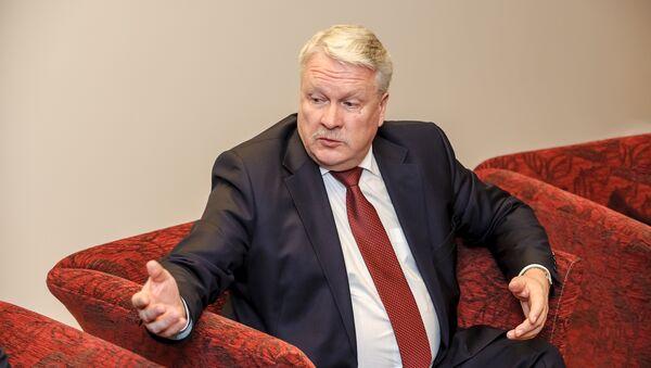 Министр земледелия Латвии Янис Дуклавс - Sputnik Латвия