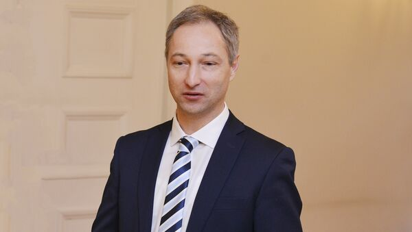 Янис Борданс, экс-министр юстиции Латвии - Sputnik Latvija