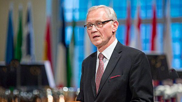 Посол Латвии в США Андрис Тейкманис - Sputnik Латвия