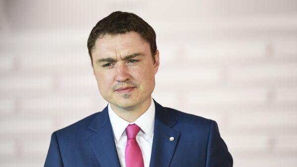 Премьер-министр Эстонии Таави Рыйвас - Sputnik Латвия