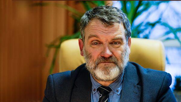 Юрис Розенвалдс профессор декана факультета социальных наук Латвийского университета - Sputnik Латвия