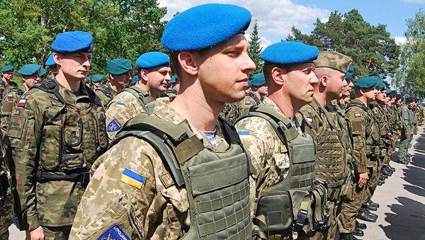 Украинская армия - Sputnik Latvija