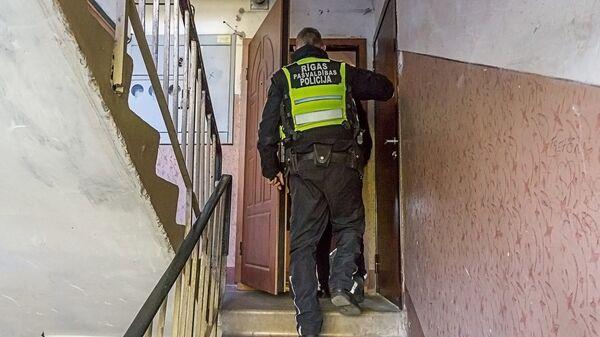 Муниципальная полиция - Sputnik Латвия