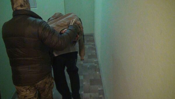 Krievijas Drošības dienests aizturējis par teroraktu gatavošanu aizdomās turētus cilvēkus - Sputnik Latvija
