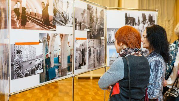 10 Юбилейный кинофестиваль Московская премьера в Риге - Sputnik Латвия