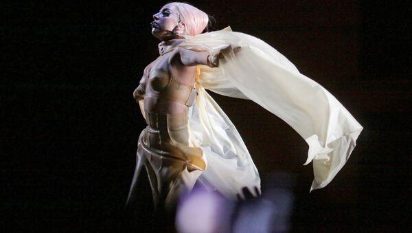 Концерт Леди Гаги в Москве - Sputnik Латвия
