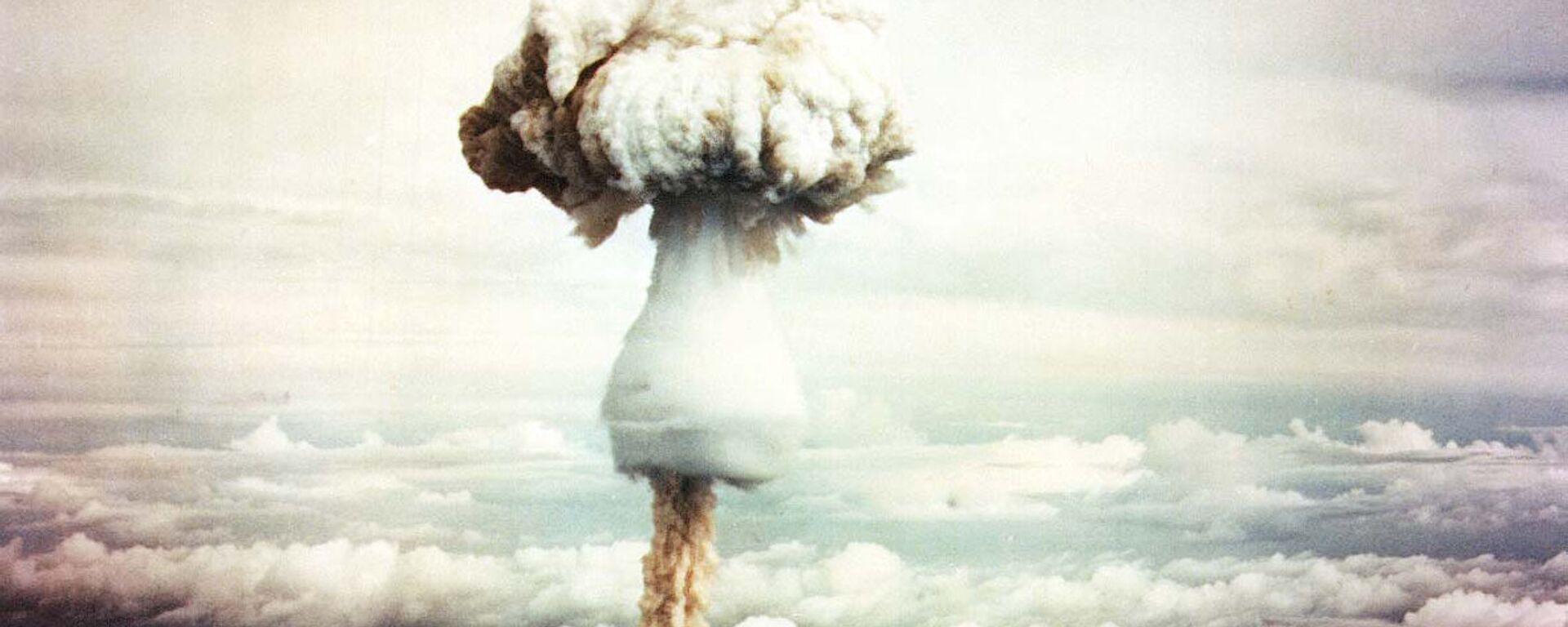 Испытания ядерного оружия - Sputnik Latvija, 1920, 26.05.2020