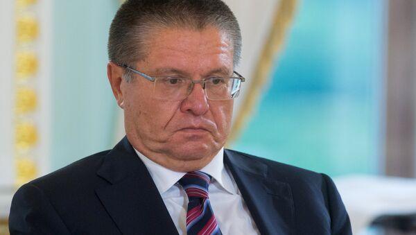 Министр экономического развития РФ Алексей Улюкаев - Sputnik Latvija